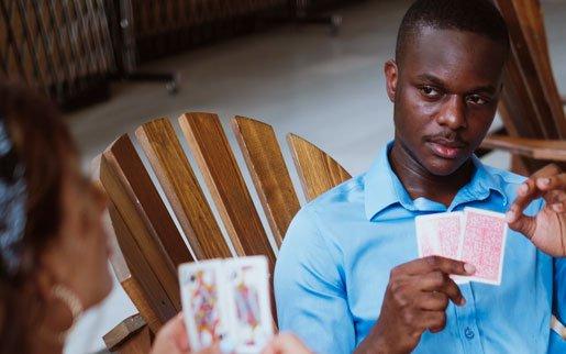 投稿画像 カードゲームと心構え ードゲームに共通するマインドセット - カードゲームと心構え