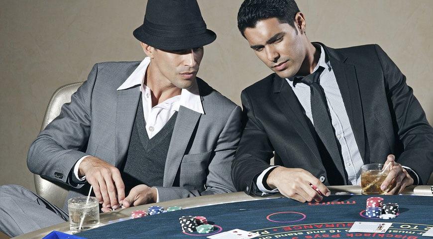 カジノのカードゲームとBJ